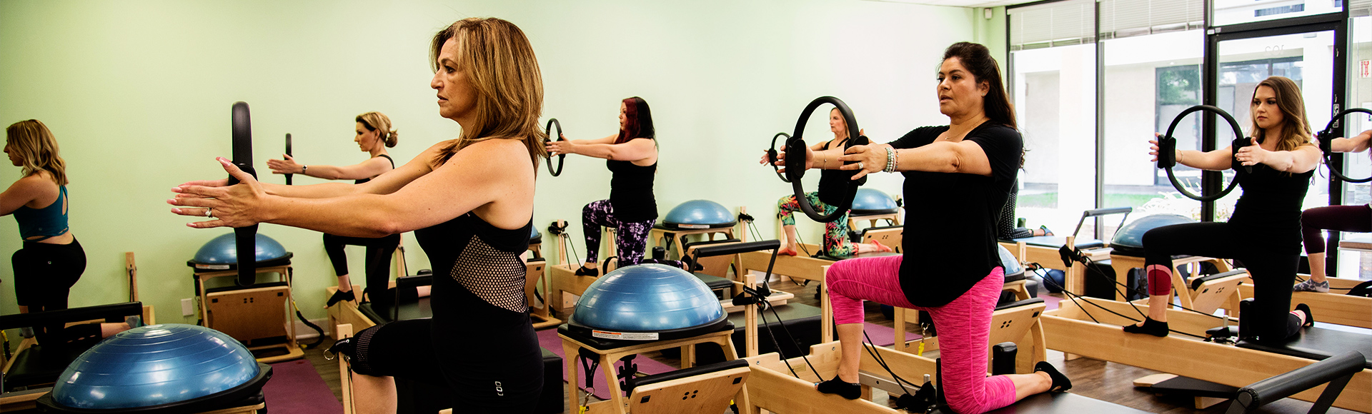 Pilates Studio Woodland Hills & Los Angeles