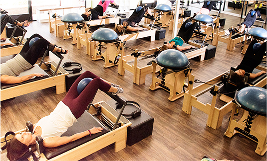 Pilates Studio in Woodland Hills and Los Angeles, CA